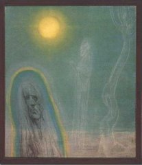 Astral Body and Ghost (1947)
